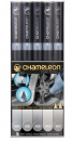 Chameleon - Color Tones - 5 Pen Skin Set