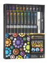 Chameleon - Color Tone Pen - 22 Deluxe Set