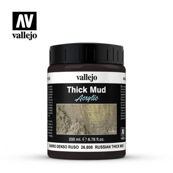Russian Thick Mud 200ml - Vallejo