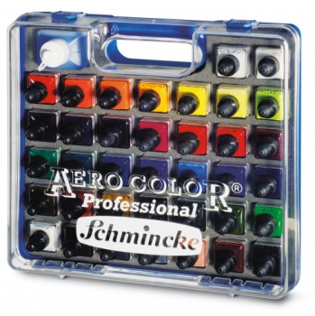 Aero Color Professional - Komplett Set
