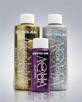 Aquacolor Liquid - Glitter Glanz